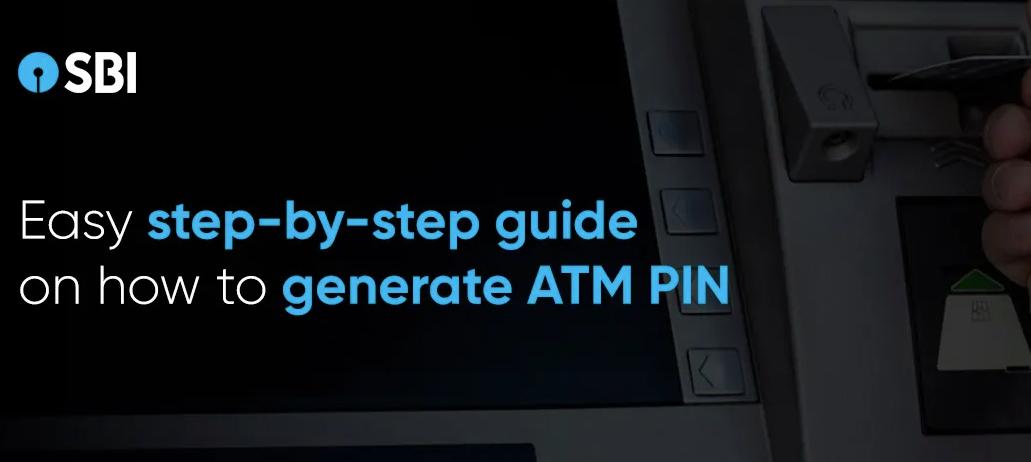 Generate SBI ATM PIN Through SMS