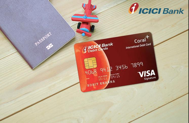 ICICI Debit Card