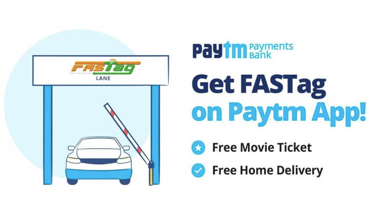 Paytm FASTag customer care